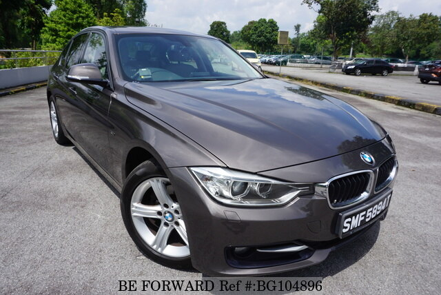 2013 Bmw 3 Series Smf5894t 316i Hid New D Occasion Bg104896 Be Forward