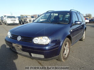 Used 2003 VOLKSWAGEN GOLF WAGON BG104488 for Sale