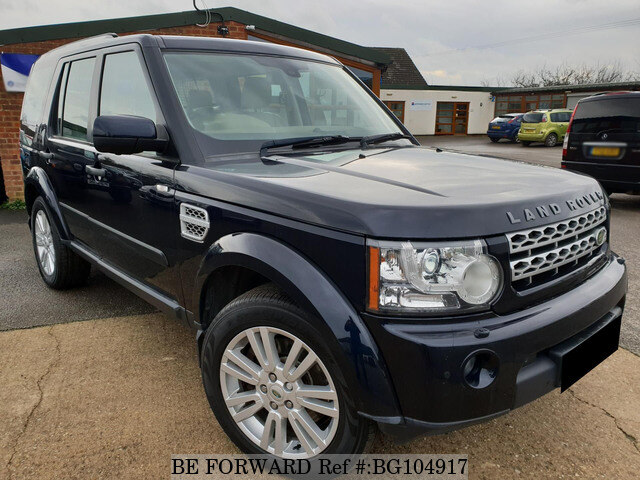 Used 2009 LAND ROVER DISCOVERY 4 BG104917 for Sale