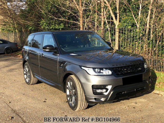 Used 2013 LAND ROVER RANGE ROVER SPORT BG104966 for Sale