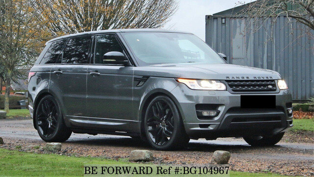 Used 2013 LAND ROVER RANGE ROVER SPORT BG104967 for Sale