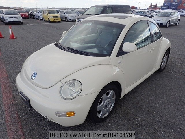 Used 2000 VOLKSWAGEN NEW BEETLE BG104792 for Sale