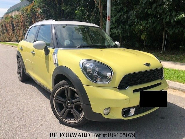 Used 2012 Mini Cooper Cooper Ss Countryman For Sale Bg105079 Be