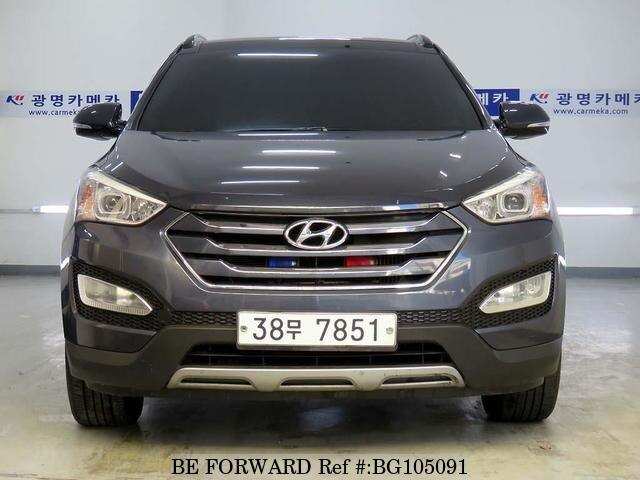 Used 2015 HYUNDAI SANTA FE BG105091 for Sale