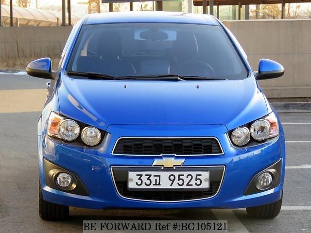 Used 2013 Chevrolet Aveo For Sale Bg105121 Be Forward