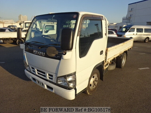 Used 2005 ISUZU ELF TRUCK BG105178 for Sale