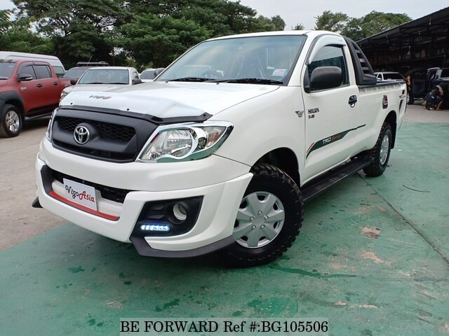 Used 2012 TOYOTA HILUX BG105506 for Sale