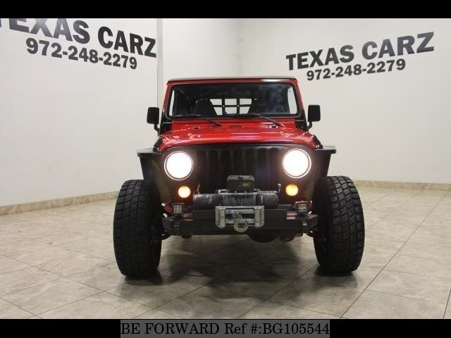 Used 1997 JEEP WRANGLER BG105544 for Sale