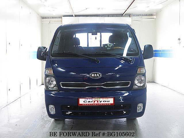 Used 2013 KIA BONGO BG105602 for Sale