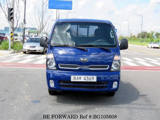 Used 2013 KIA BONGO BG105608 for Sale