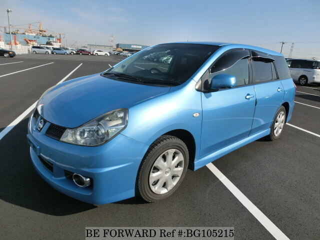 Used 2008 NISSAN WINGROAD BG105215 for Sale