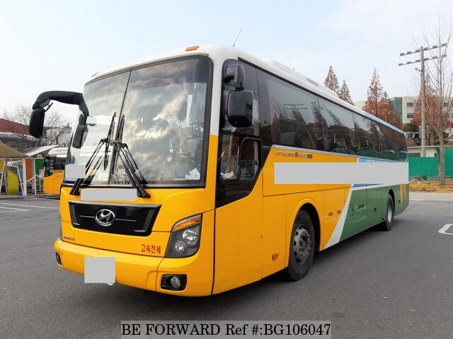 Used 2010 HYUNDAI UNIVERSE BG106047 for Sale