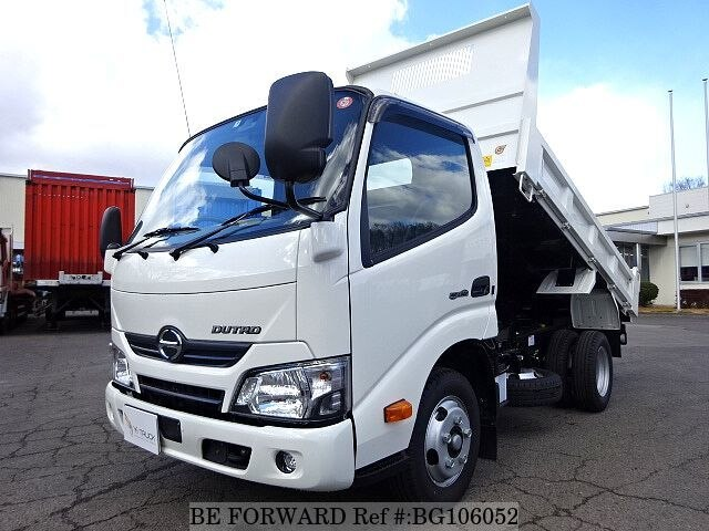 Used 2018 HINO DUTRO BG106052 for Sale