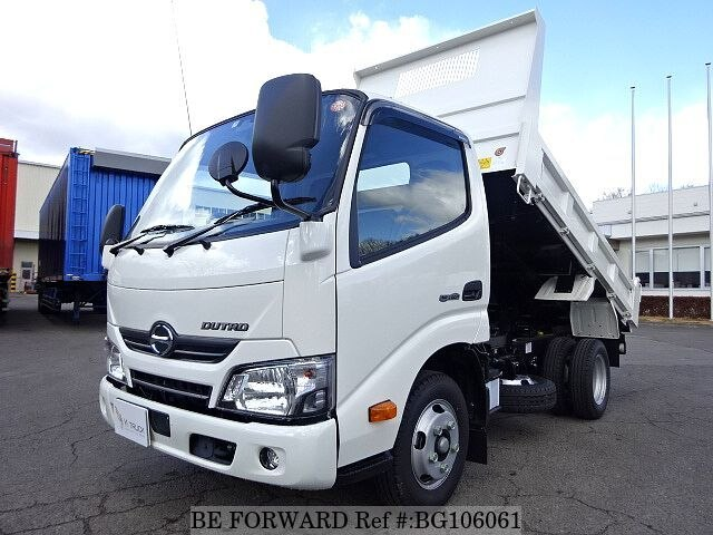 Used 2018 HINO DUTRO BG106061 for Sale