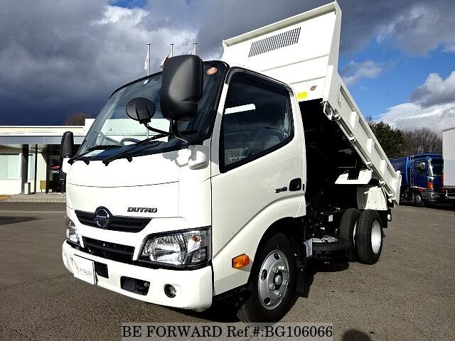 Used 2018 HINO DUTRO BG106066 for Sale