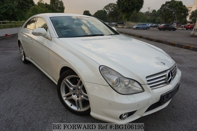 Used 2008 MERCEDES-BENZ CLS-CLASS BG106195 for Sale