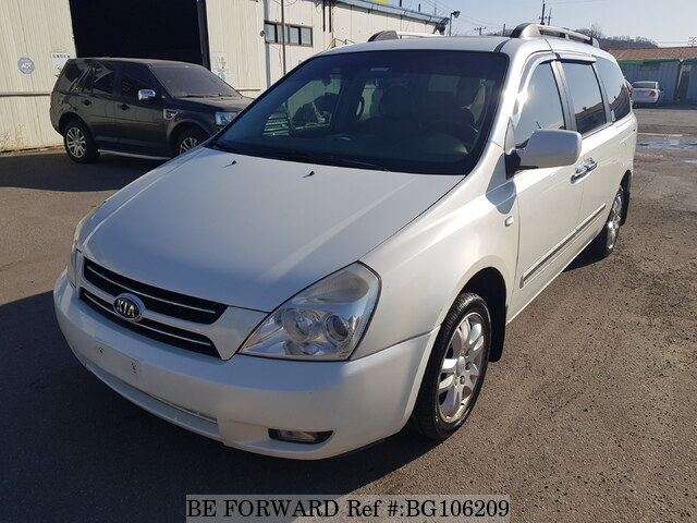 Used 2006 KIA GRAND CARNIVAL BG106209 for Sale