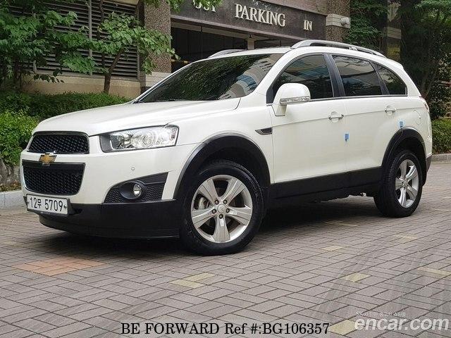 Used 2011 Chevrolet Captiva Lt For Sale Bg106357 Be Forward