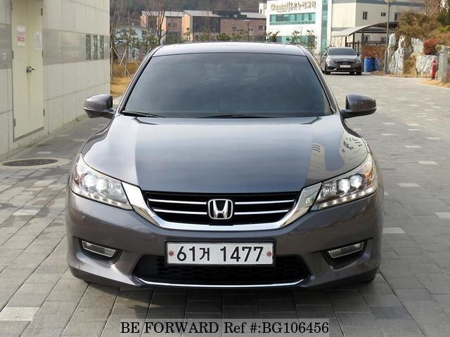 Honda Accord 2013 For Sale >> Used 2013 Honda Accord For Sale Bg106456 Be Forward