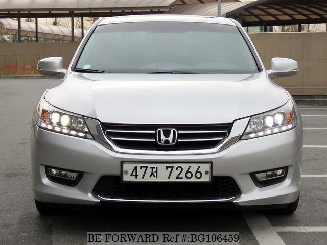 Used 2013 HONDA ACCORD BG106459 for Sale