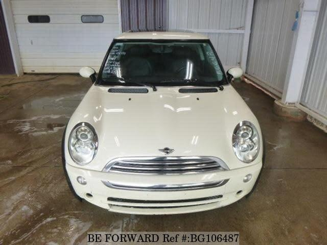 Used 2006 MINI COOPER BG106487 for Sale