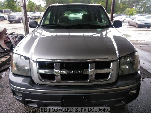 Used 2004 ISUZU WIZARD D/S for Sale BG106491 - BE FORWARD