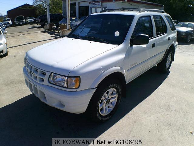 Used 2002 ISUZU RODEO BG106495 for Sale