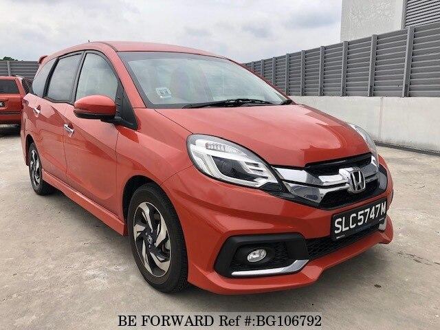 Used 2016 Honda Mobilio Rs For Sale Bg106792 Be Forward