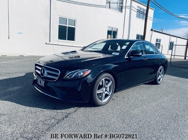 Used 2017 MERCEDES-BENZ E-CLASS BG072821 for Sale
