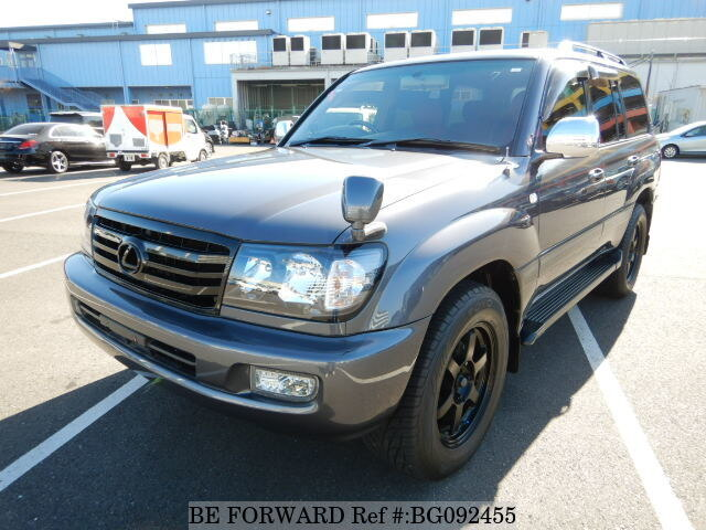 Used 2005 TOYOTA LAND CRUISER BG092455 for Sale