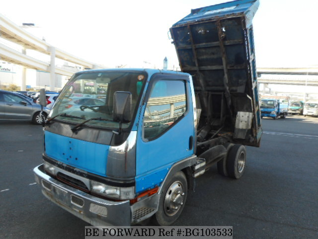 Used 1997 MITSUBISHI CANTER BG103533 for Sale