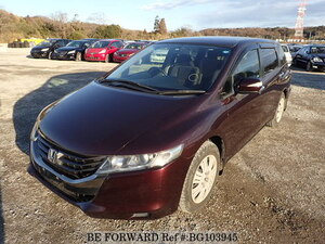Used 2010 HONDA ODYSSEY BG103945 for Sale