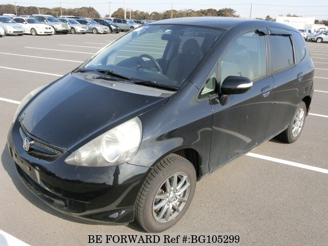 Used 2006 HONDA FIT BG105299 for Sale