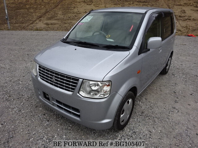 Used 2009 MITSUBISHI EK WAGON BG105407 for Sale