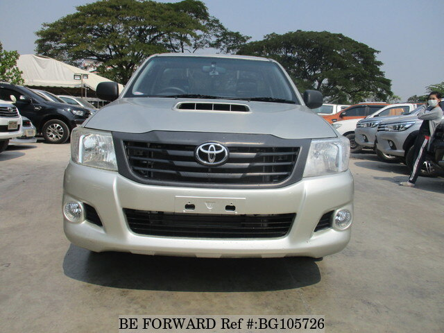 Used 2013 TOYOTA HILUX BG105726 for Sale