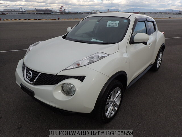 Used 2010 Nissan Juke 15rx Dba Yf15 For Sale Bg105859 Be Forward