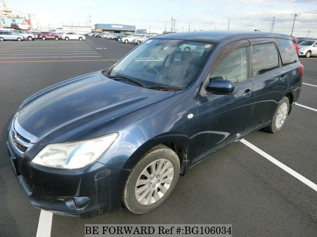Used 2008 SUBARU EXIGA BG106034 for Sale