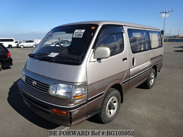 Used 1994 TOYOTA HIACE WAGON BG105952 for Sale