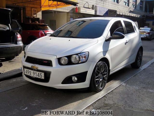 Used 2013 Chevrolet Aveo For Sale Bg108004 Be Forward