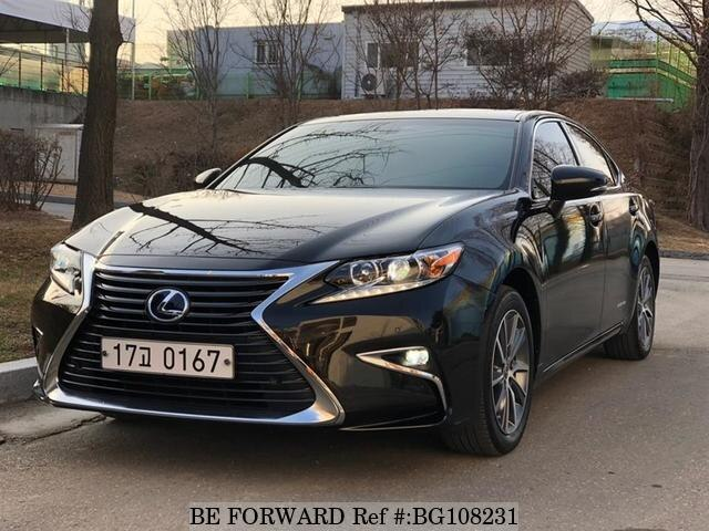 Used 2017 Lexus Es Bg108231 For