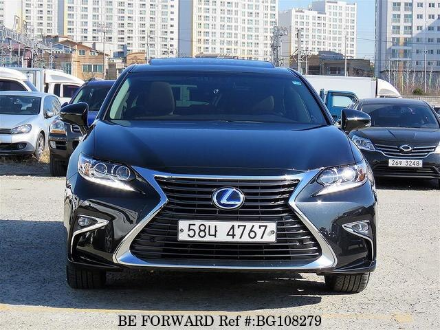 Used 2018 Lexus Es Bg108279 For