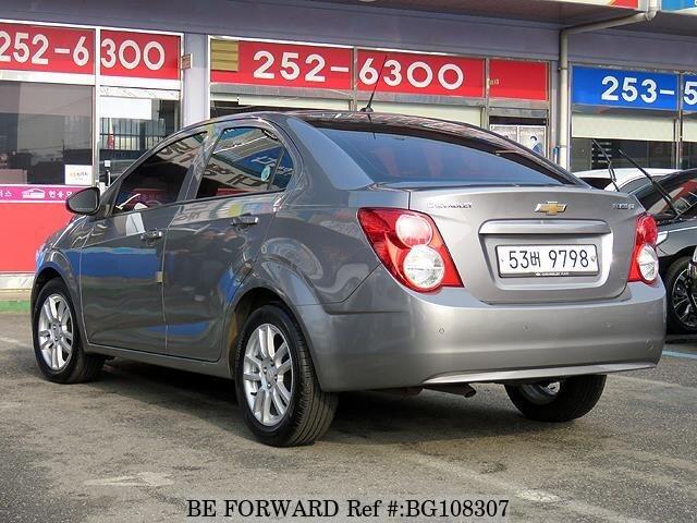 Used 2012 Chevrolet Aveo For Sale Bg108307 Be Forward