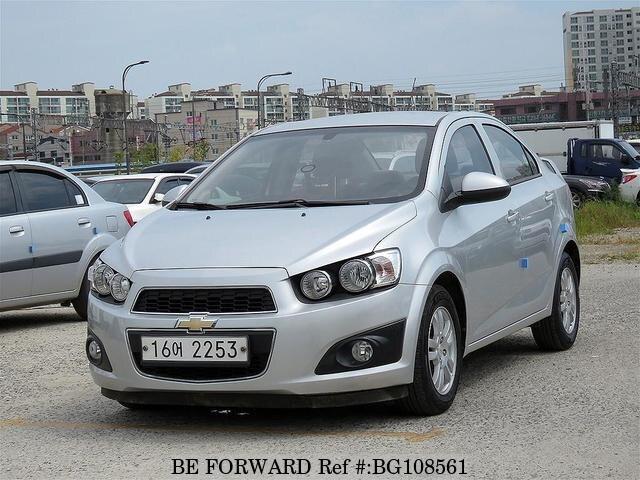 Used 2013 Chevrolet Aveo For Sale Bg108561 Be Forward