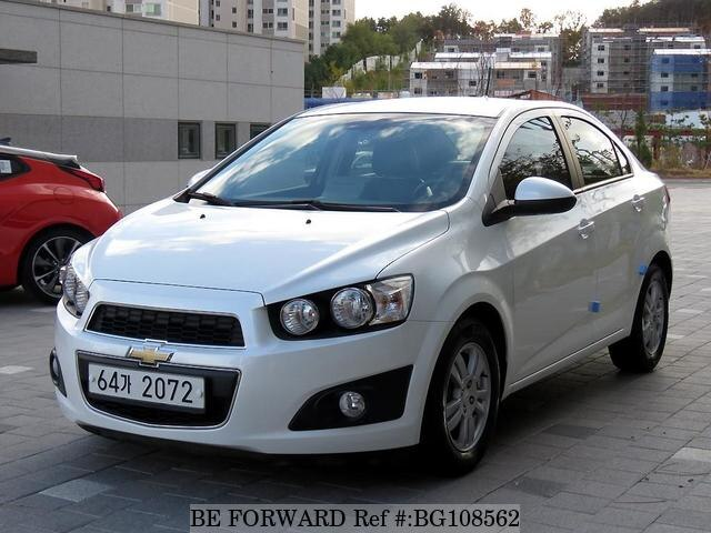 Used 2013 Chevrolet Aveo For Sale Bg108562 Be Forward