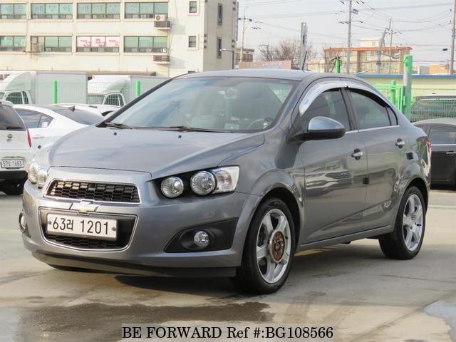 Used 2013 Chevrolet Aveo For Sale Bg108566 Be Forward