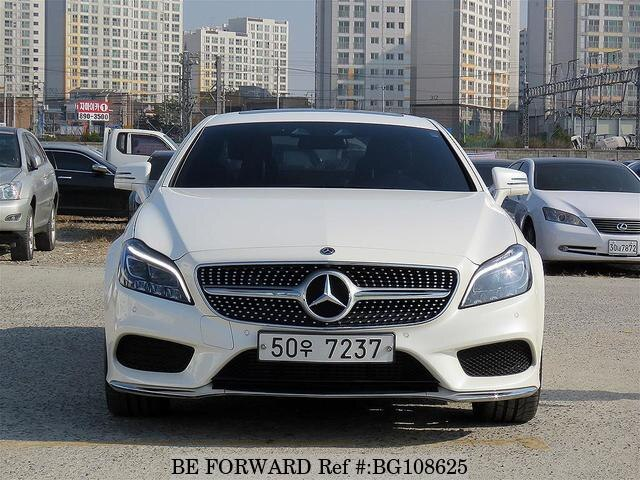 used 2017 mercedes-benz cls-class for sale bg108625 - be forward