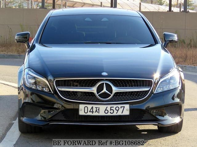 used 2017 mercedes-benz cls-class for sale bg108682 - be forward