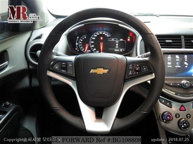 Used 2017 Chevrolet Aveo For Sale Bg108808 Be Forward
