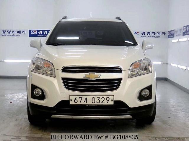 Used 2016 Chevrolet Trax For Sale Bg108835 Be Forward