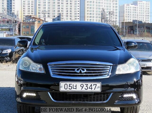 Used 2006 INFINITI M35 BG109018 for Sale